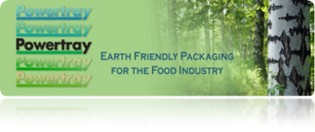 Power Tray~ Earth Friendly Packaging for the Food Industry