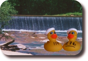 Great Bullhole Duck Race