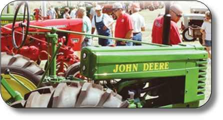 Piedmont Antique Power Association Tractor_Show