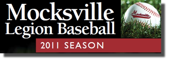 The 2011 Mocksville-Davie American Legion Baseball Team Enters the ...