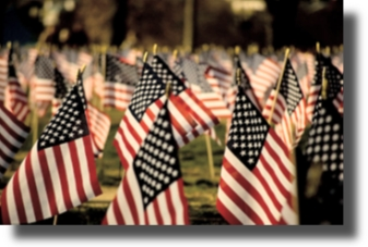 USA_Flags_Mocksville_NC_Tree_of_Honor