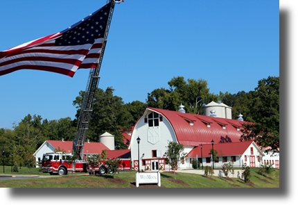 Remembering-9-11-WinMock-at-Kinderton-Davie-County-NC