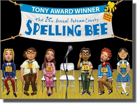 Davie County Arts Council Auditions for production of The 25th Annaul Putnam County Spelling Bee