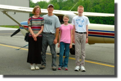 Davie County Sugar Valley Airport Learn to Fly