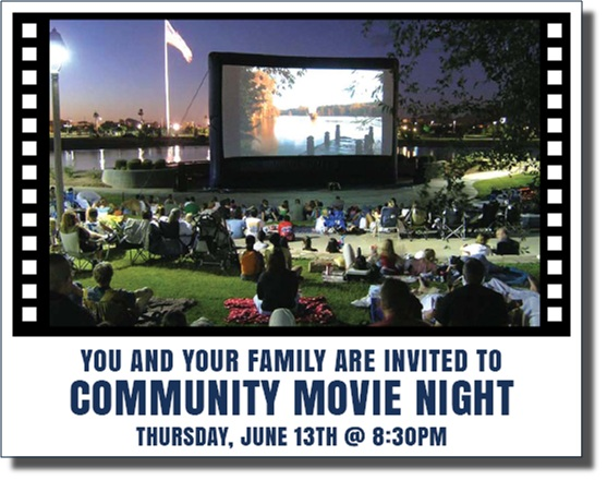 community-movie-night-davie-county-WinMock-at-Kinderton