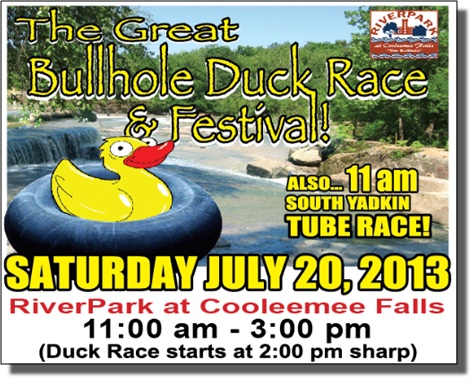 cooleemee-2013-bullhole-duck-race