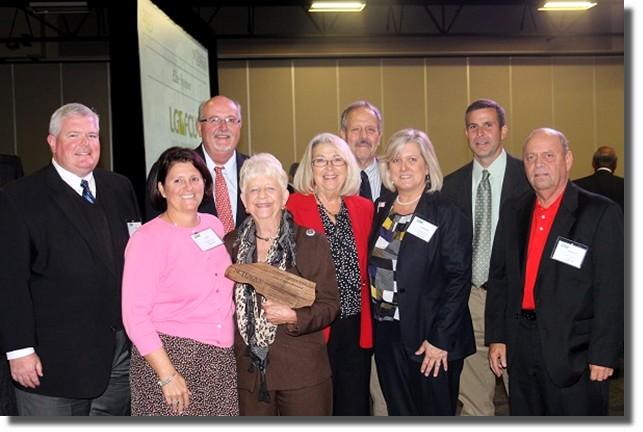 NC Rep Julia Howard NCLM Award