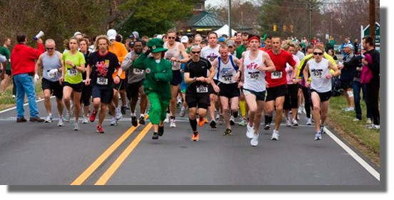 Shamrock Run Mocksville