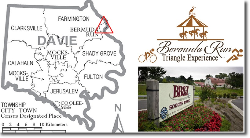 Bermuda Run Triangle