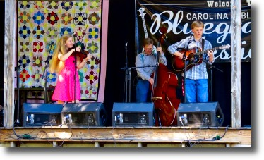 Snyder Family Band CBC 2013