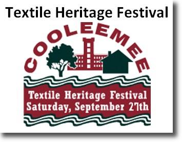 Textile Heritage Festival 2014 Cooleemee