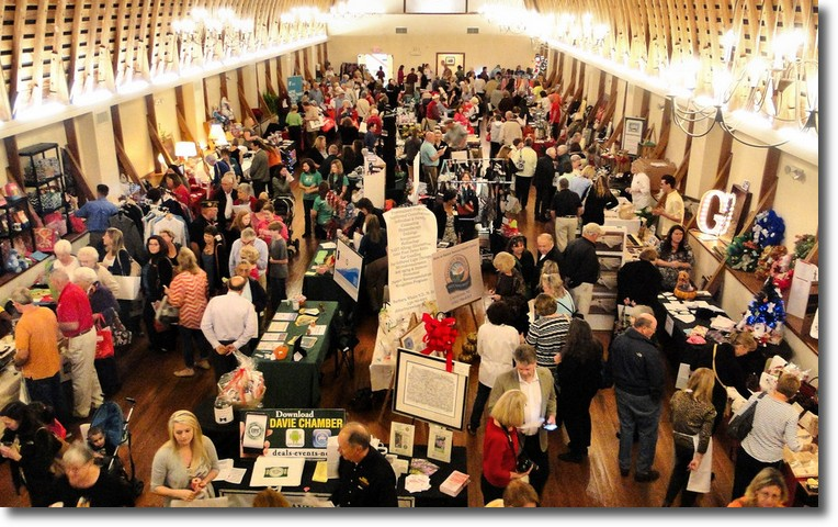 Davie Chamber Business and Shopping Expo After Hours 2014