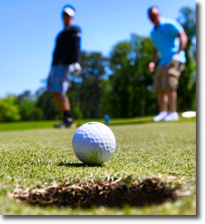 Davie Chamber Pro Scramble Golf Tournament