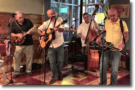 Rain Check Band coming to Bermuda Run