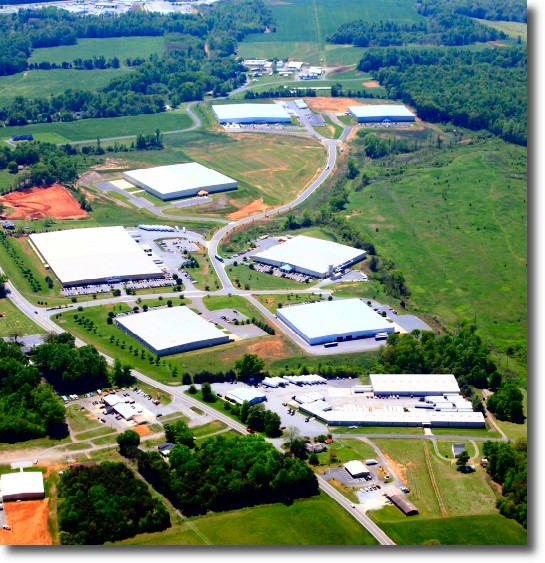 SouthPoint Business Park Davie County NC