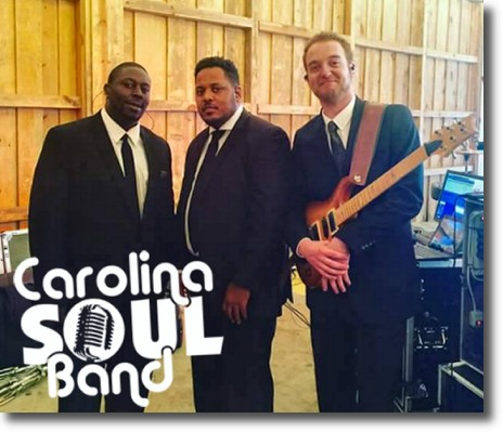 Carolina Soul Band Internal