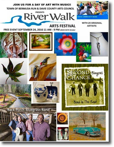 Bermuda Run River Walk Arts Festival