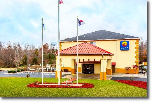 Mocksville Comfort Inn Story