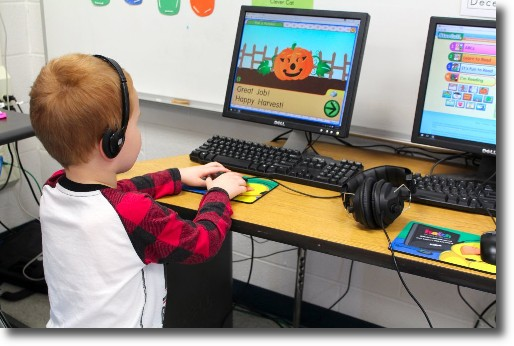 pre-k student learning