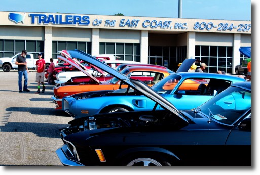Davie County High School Auto Tech Car Show Saturday May At - East coast car shows