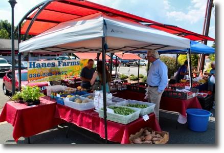 Mocksville Farmers Market 2017 anchor