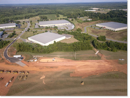 Southpoint Mocksville Expansion - Photo by Ed Simmons