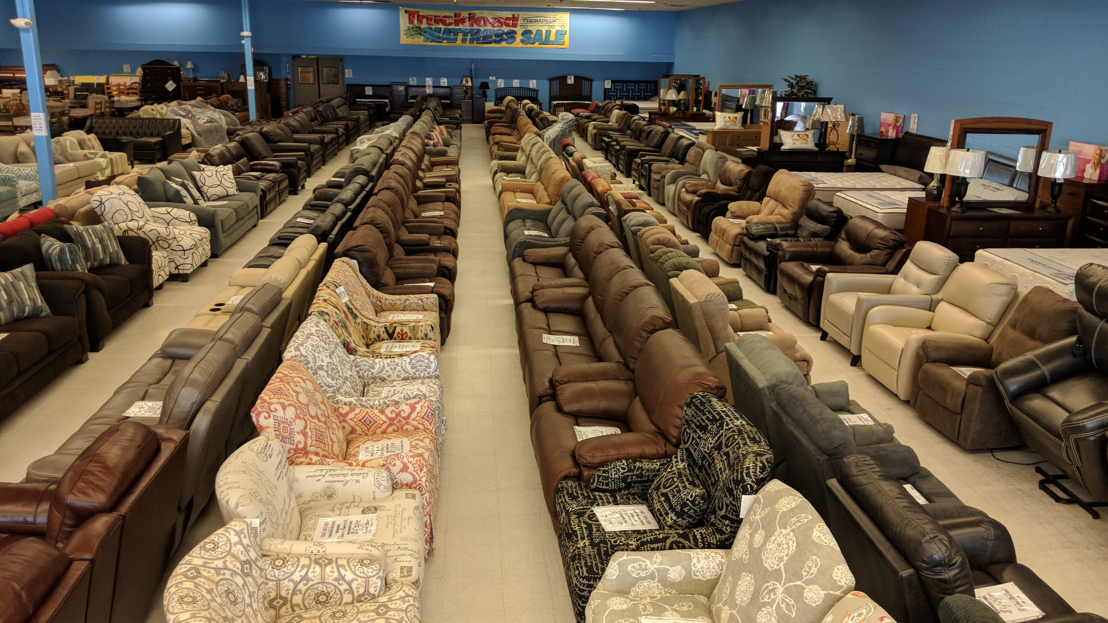 grand opening rescheduled furniture mattress warehouse at