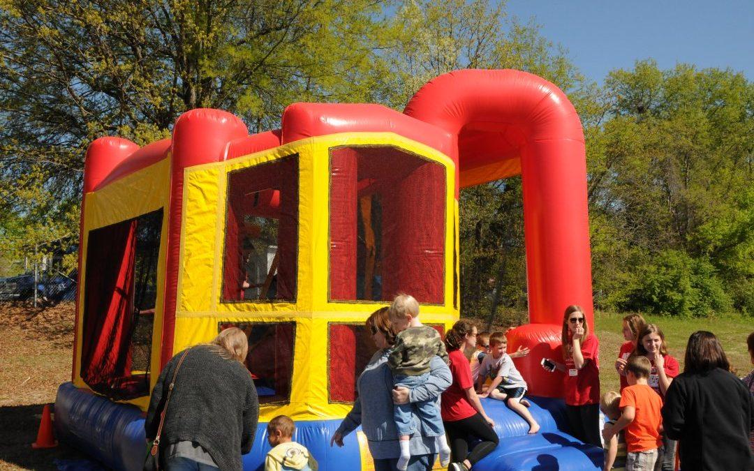 kidfest bounce house