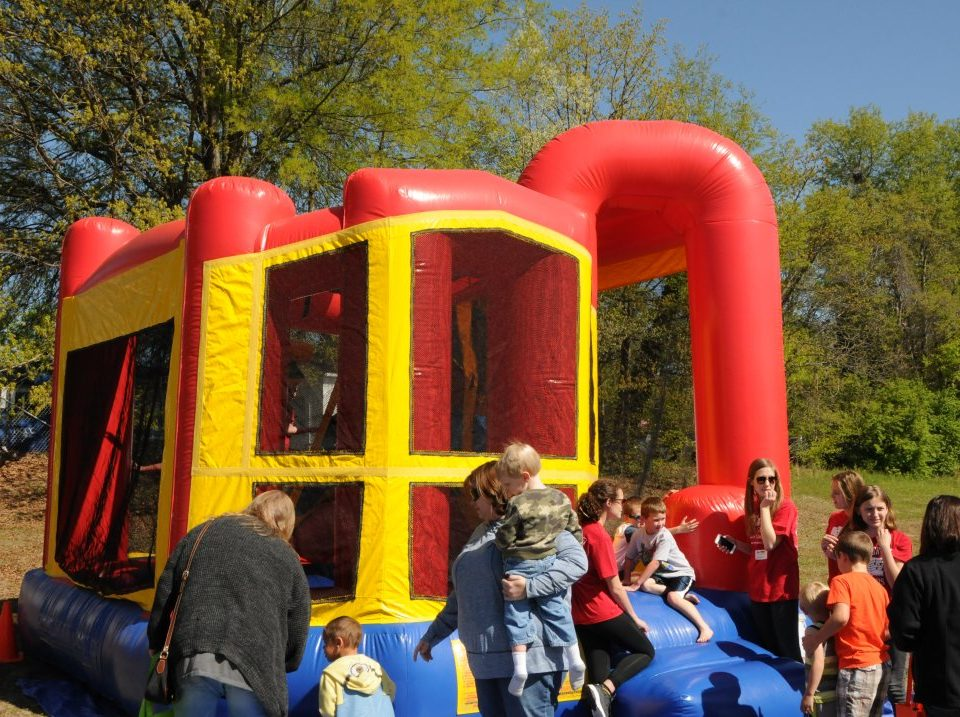 kidfest bounce house