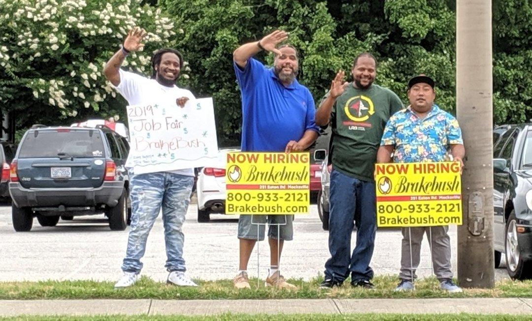 Brakebush Brothers Holding Job Fairs in Mocksville