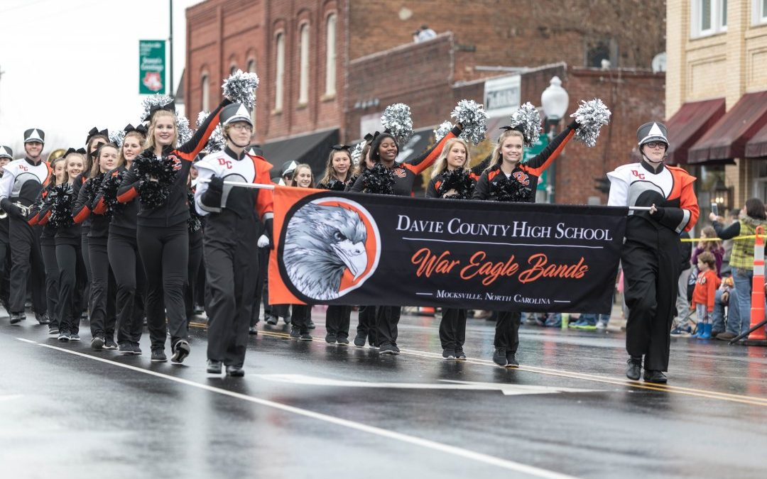 Mocksville Christmas Parade 2020 Horse & Buggy Rides, Mocksville Christmas Parade This Weekend