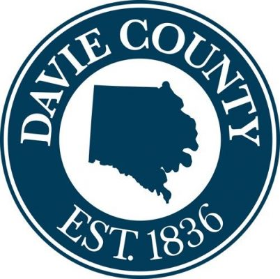 Seal of Davie County NC Government