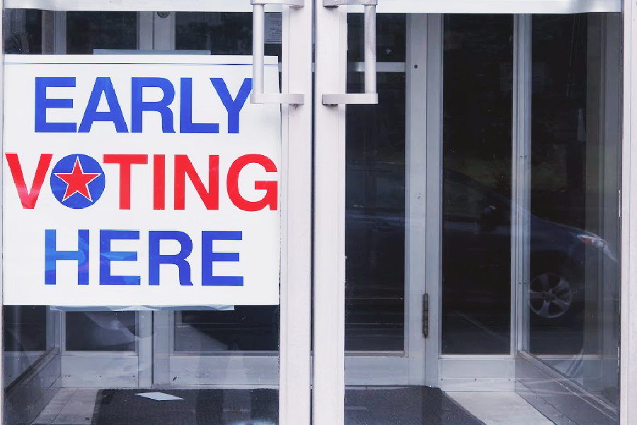 Davie County Early voting locations and times
